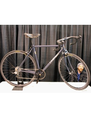Avery Cycles award-winning NAHBS show bike