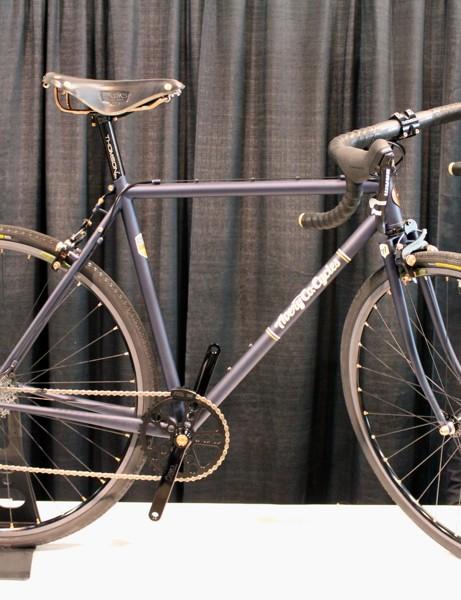 Avery Cycles award-winning NAHBS show bike