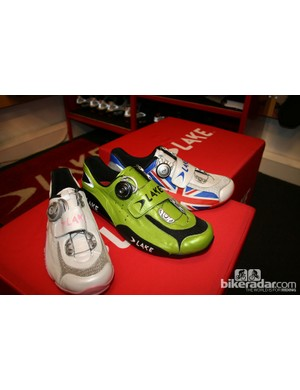 Customisable shoes from Lake, if you can face the price!