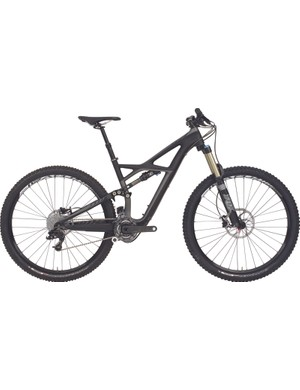 Like the S-Works, the Enduro Expert 29 has a carbon front trangle and aluminum rear end