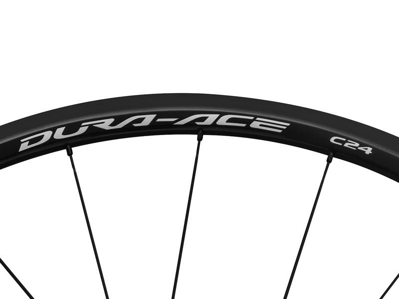 Shimano 2014: The 1,110g C24 tubular wheelset