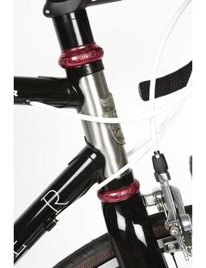 Feather Cycles' award-winning Rapha road bike