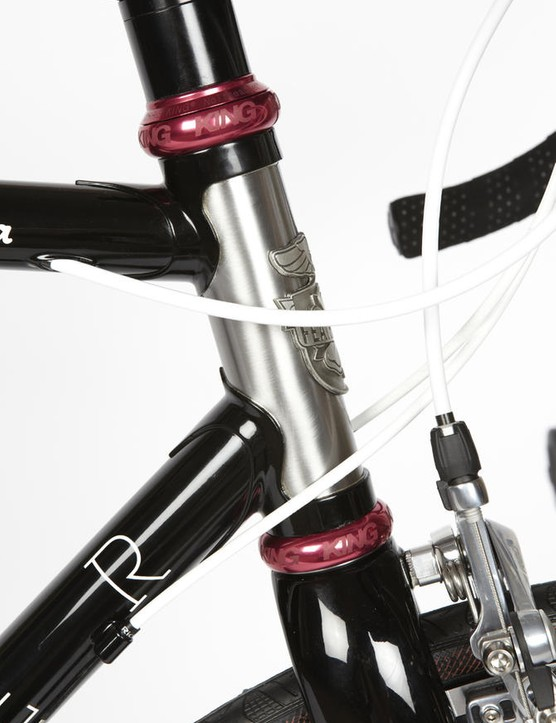 Feather Cycles' award-winning Rapha road bike