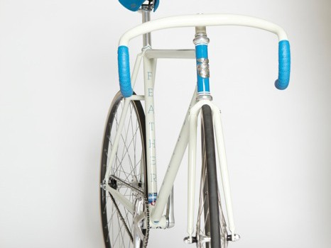 Customised design from Feather Cycles