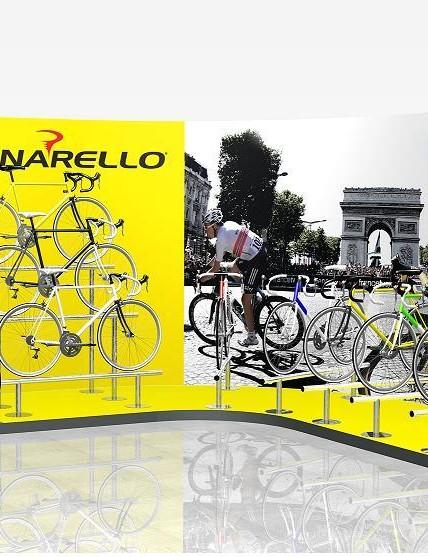 Halford's Pinarello store concept