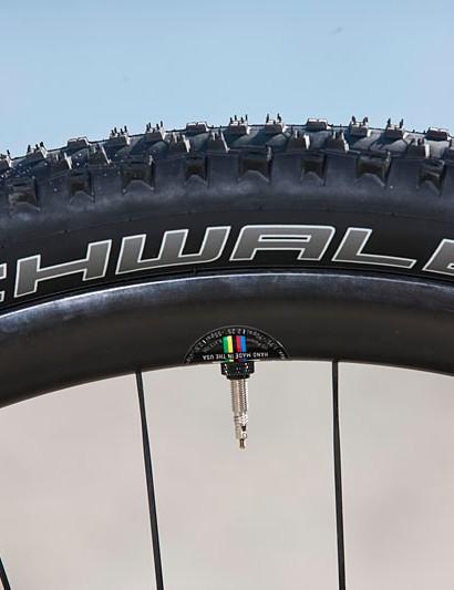 Schwalbe Racing Ralph 2.1 tires