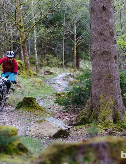 Coed y Brenin is a well-established and popular trail centre among mountain bikers