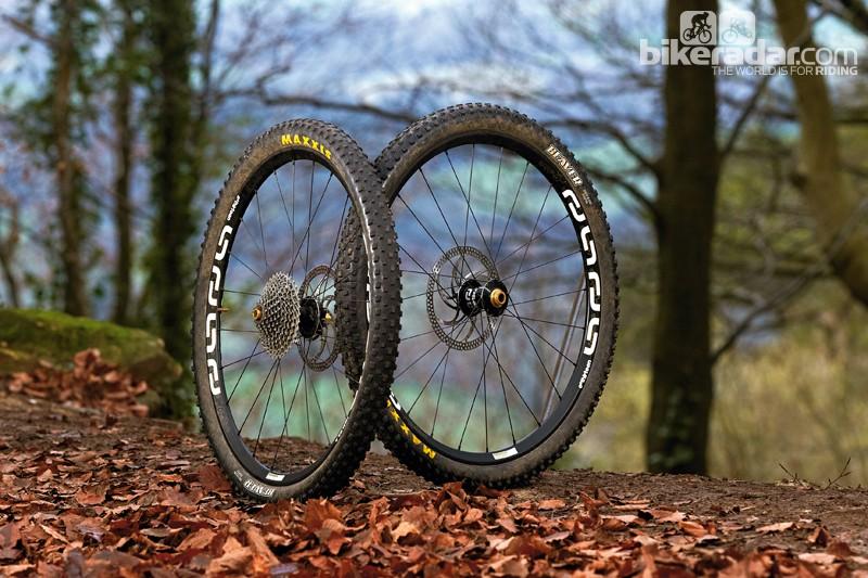 e*thirteen XCX+ wheelset