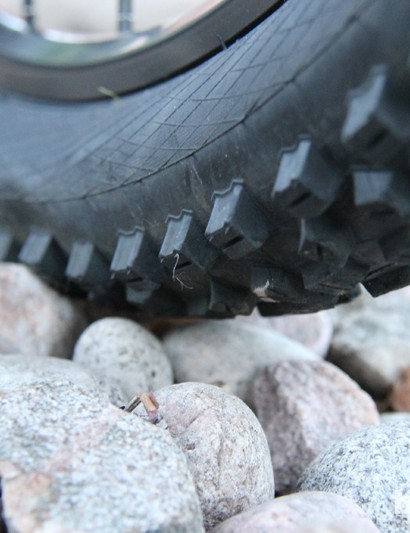 How to find the perfect mountain bike tyre pressure