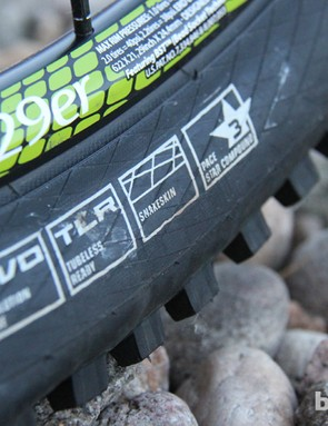 Tires with thicker (and stiffer) sidewalls might need to be run at lower pressures than those without such reinforcement