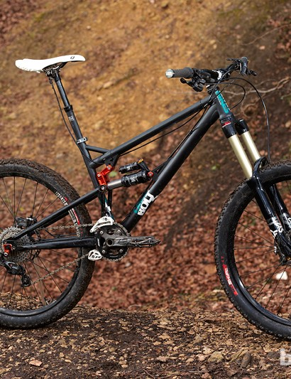 The Bolt [Long] is an all-mountain/enduro version of the original Bolt
