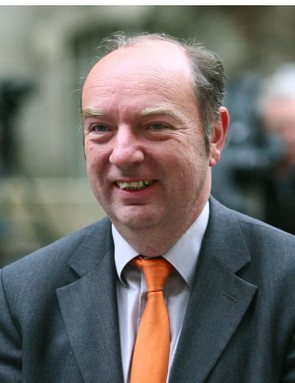 Transport minister Norman Baker described himself as 'cycling minister' for the purposes of the Great Britain Cycling inquiry