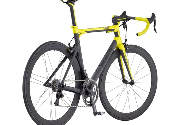 BMC launch 50th anniversary Lamborghini edition bicycle