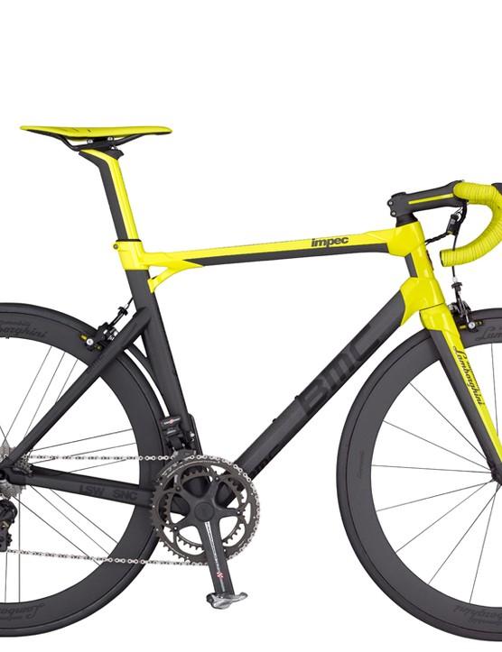 BMC launch 50th anniversary Lamborghini edition bicycle