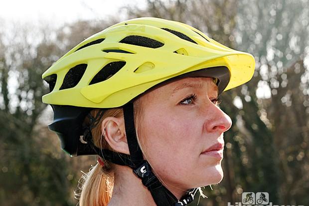 Carrera Edge helmet