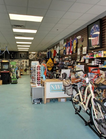 Sweet Bikes caters to an eclectic mix of customers, from