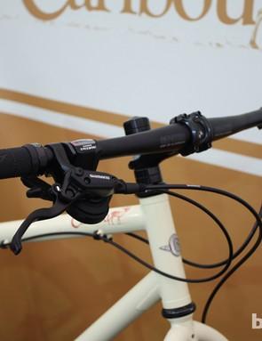 Genesis Caribou fat bike