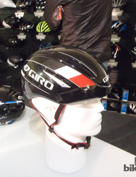 The non-visored version of the Air Attack helmet comes in six colourways, including this stealthy black