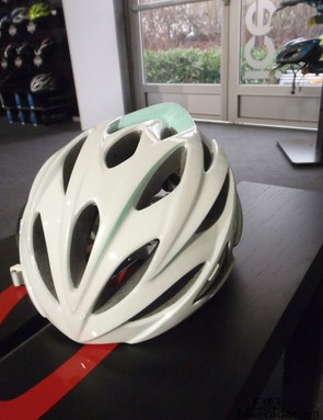 Women's styling themes continue across Giro's new road helmet range, with the Sonnet