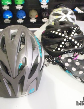 The Xara helmet mirrors the Xar