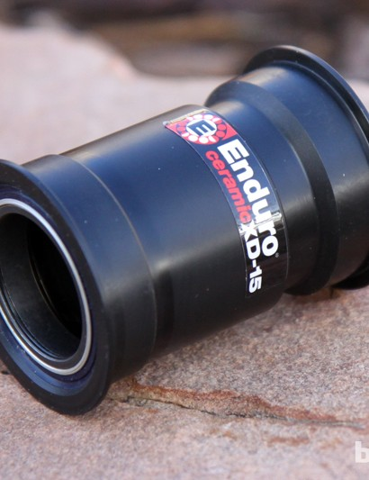 Enduro has now released a PressFit 30 version of its fantastic XD-15 angular contact bottom bracket