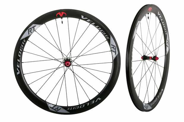 Deep-section carbon clinchers from Velocite