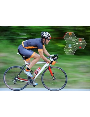 LifeBEAM have developed a helmet unit that monitors heart rate