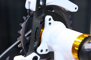According to MRP, the new carbon fiber backplate not only trims weight but supposedly improves impact durability, too