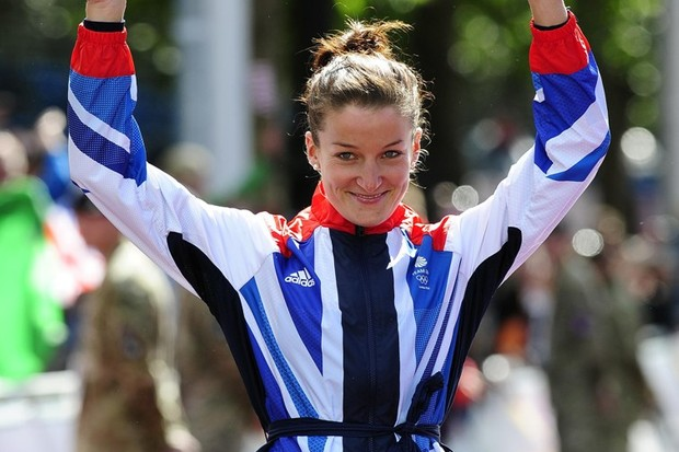 Lizzie Armitstead becomes an ambassodor for Breeze