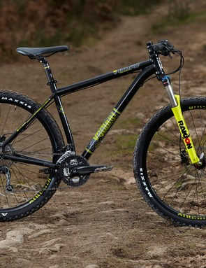 VooDoo's new Bizango 29er is a bike that could bring big wheels to the masses