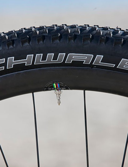 The Cannondale F29 will be raced on the 2013 World Cup circuit by the first-year U23 rider