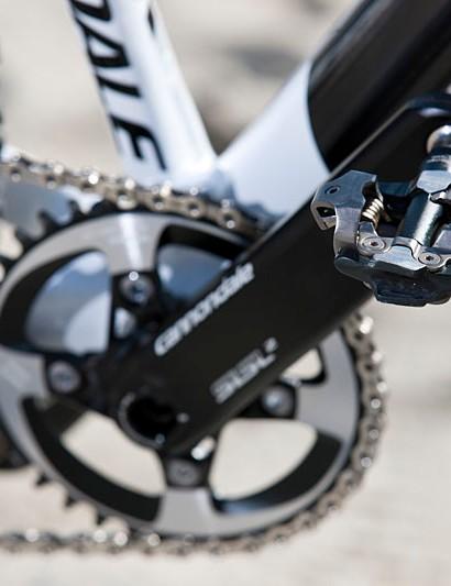 Anton Cooper is racing Shimano XTR pedals
