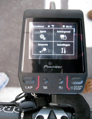 Blanco riders have said that the color touchscreen is highly responsive and easy to use