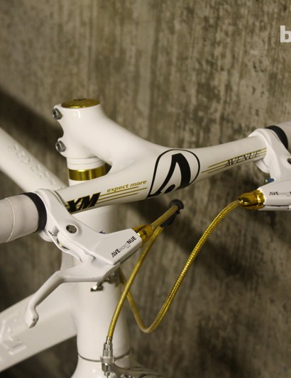 Avenue's OPB one-piece bar and stem system