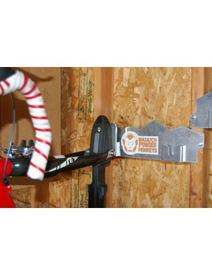 Wall mount systems provide a convenient place to store unused accessories
