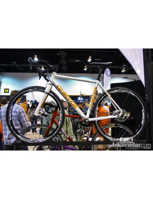 Yet another disc-equipped 'cross bike, this time from Co-Motion Cycles