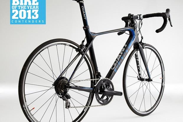 f3ed2c13bdd Giant TCR Composite 2 - BikeRadar