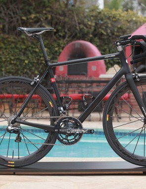 The Cervélo RCA represents the pinnacle of what Cervélo engineers can achieve