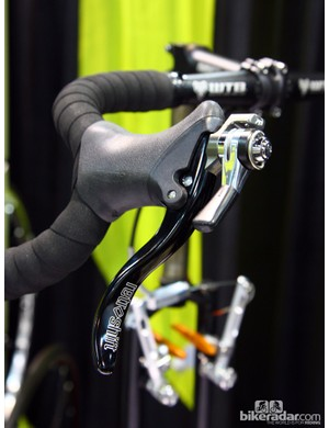Retroshift can also base a system on longer-pull brake cables when using linear-pull rim brakes