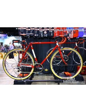 Richard Sachs Cycles: classic, distinctive, and always meant to be ridden