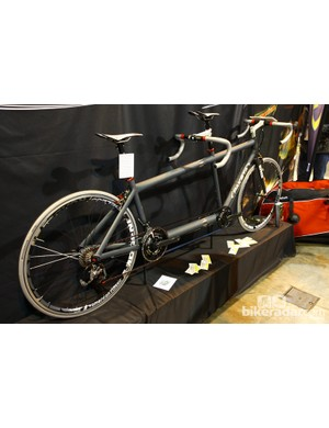 Paketa claims this two-coupler tandem weighs just 10kg (22lb) and fits into two standard bike cases