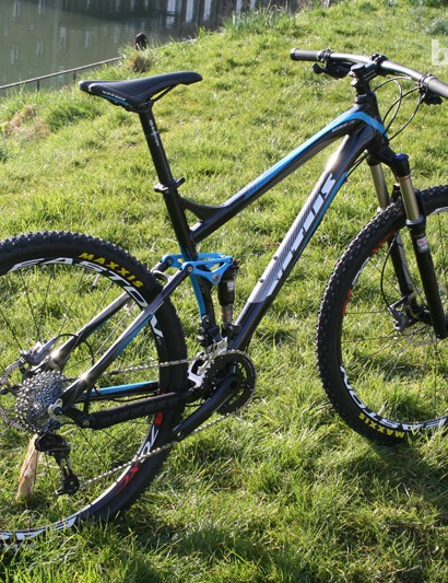 We can't wait to abuse this bike on the trails