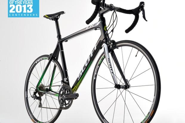 ab95d62aa4b Scott CR1 Team Carbon - BikeRadar