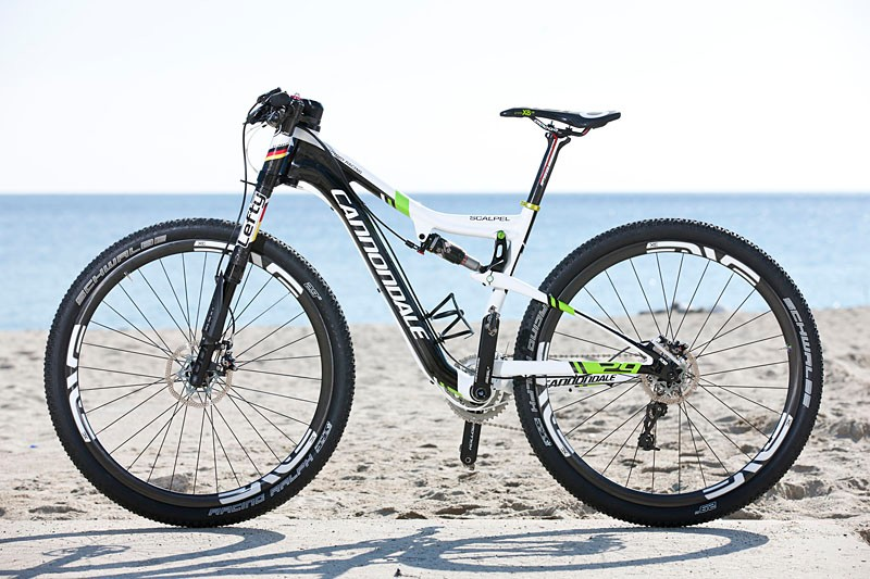 Manuel Fumic will race the Cannondale Scalpel 29er for the 2013 Cape Epic