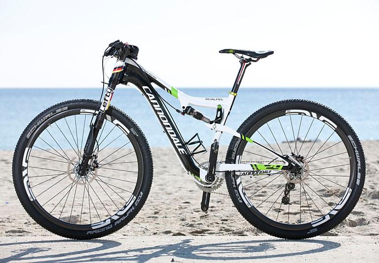 8e53e40151d Pro bike: Manuel Fumic's Cannondale Scalpel 29er - BikeRadar