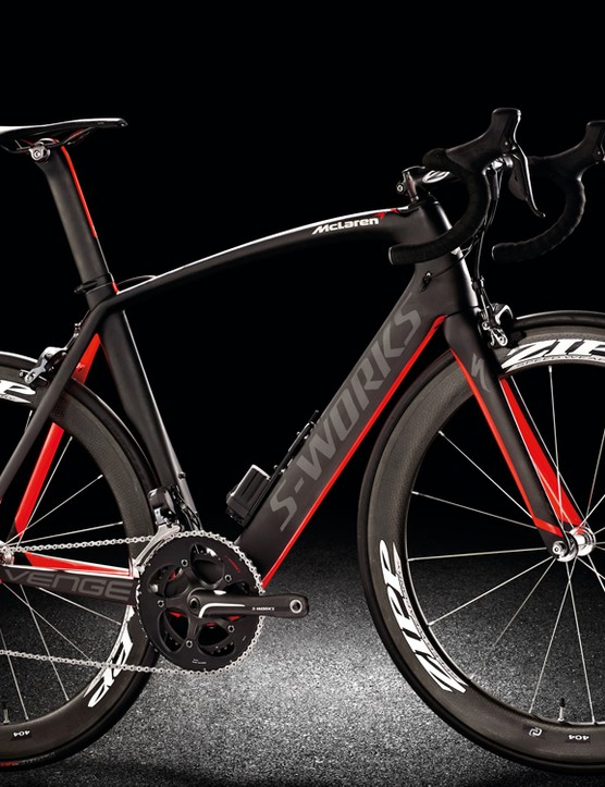 Specialized S-Works McLaren Venge