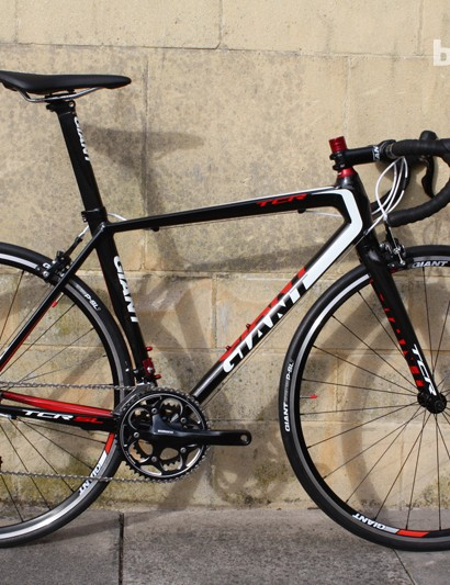 Giant TCR SL 2 road bike