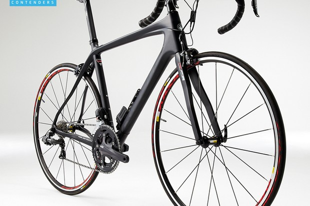 c1e66fec961 Giant Contend SL 1 review - BikeRadar