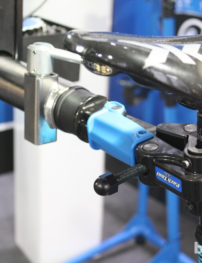 Park Tool 100-3D micro-adjust clamp system