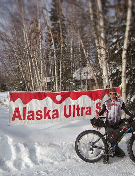 Iditarod Trail Invitational follows portions of the historic famous sled dog route